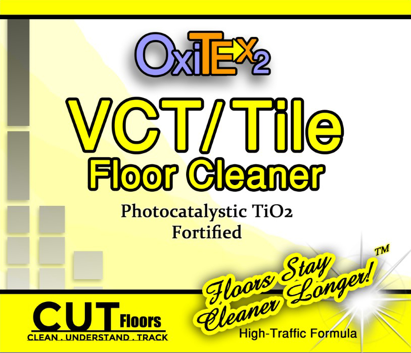 VCT/TILE Floor Cleaning & Polishing System